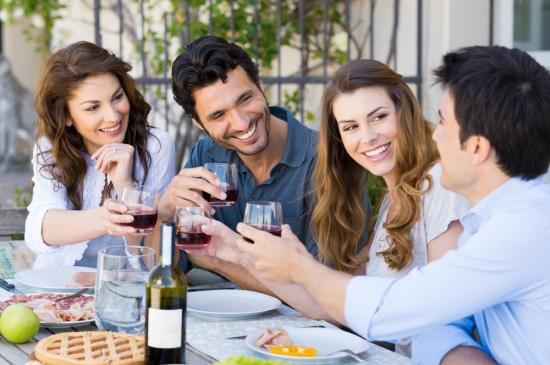 Couples Enjoying wine on patio.jpg